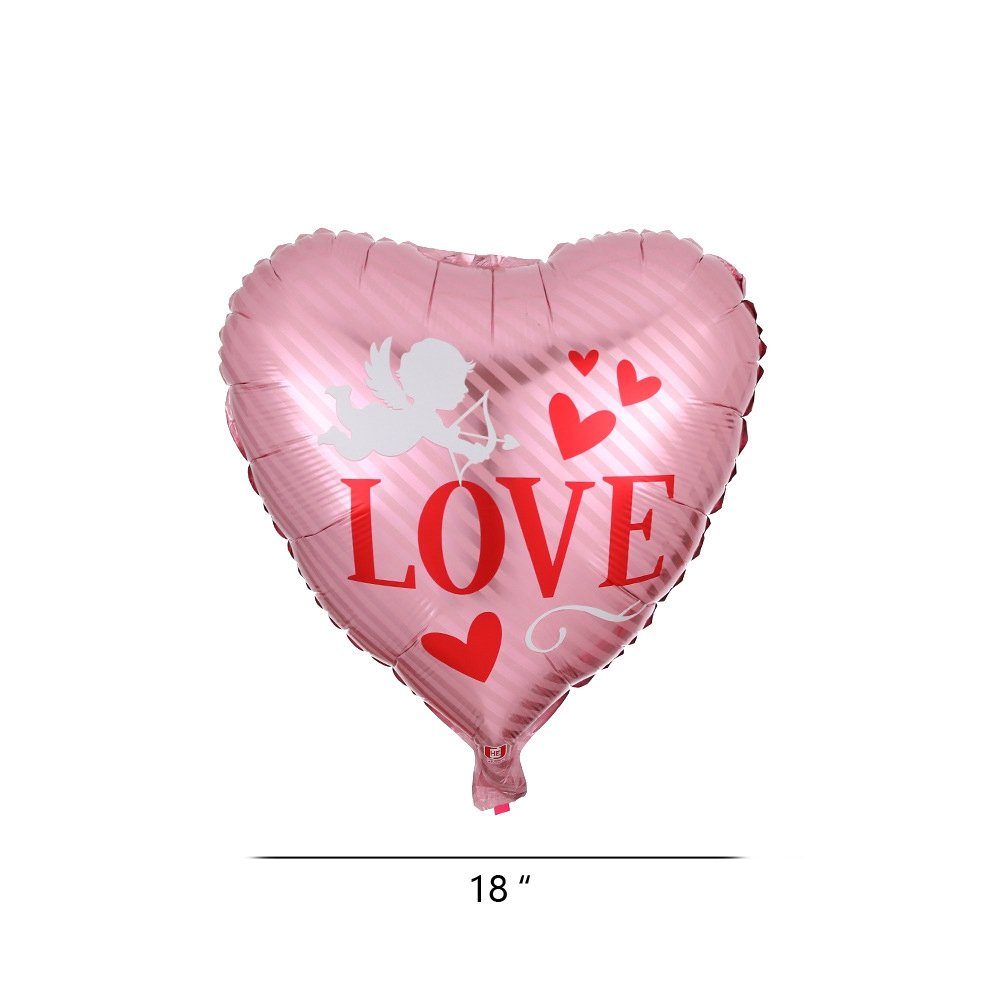ornerx Love Mylar Balloons For Wedding Party Supplies 20 PCS