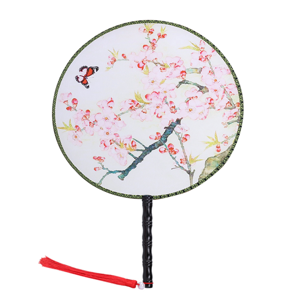 Onerx Large Chinese Hand Held Fan For Women