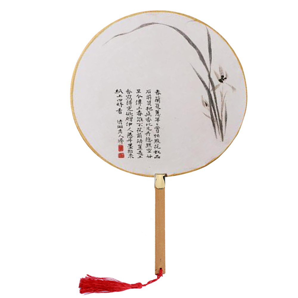 Onerx Chinese Hand Held Fan Decorations