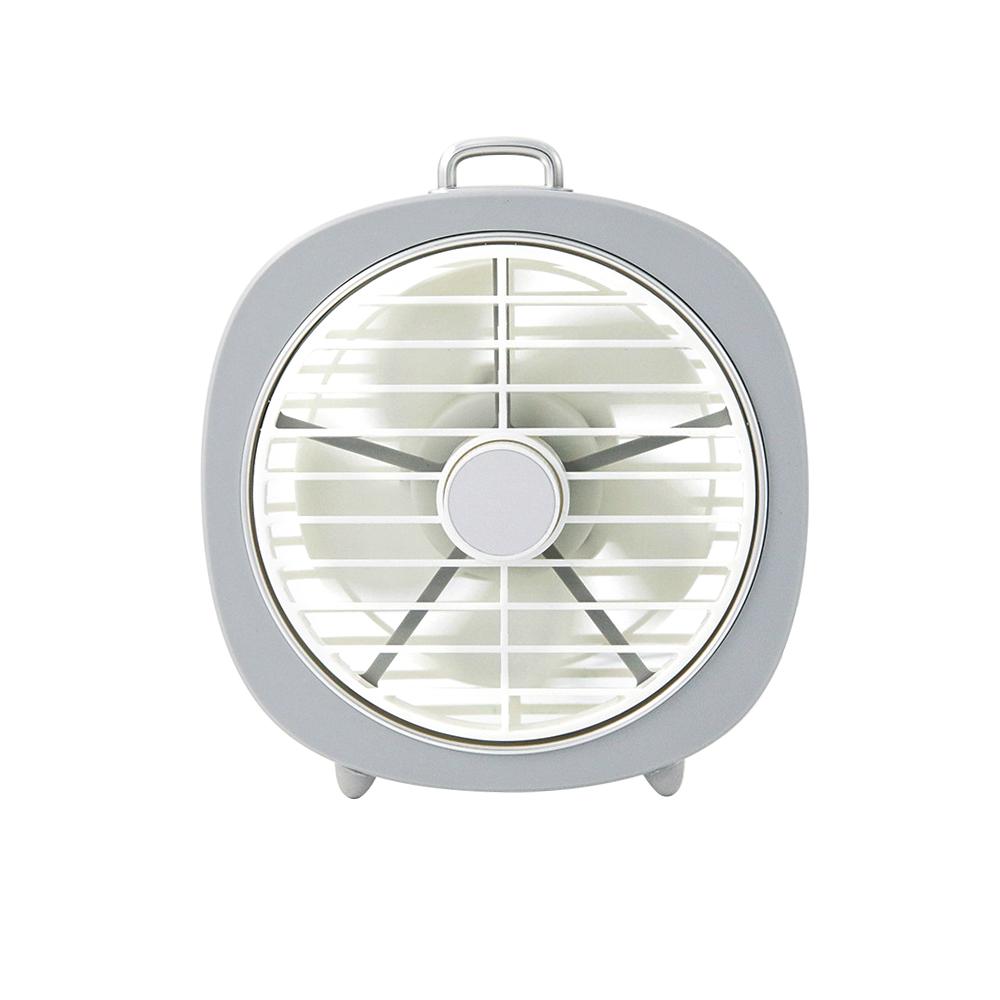 ornerx Rechargeable USB Desk Fan 11
